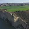 Grabación aérea de los cultivos y zonas de estiércol de la empresa Valle de Odieta