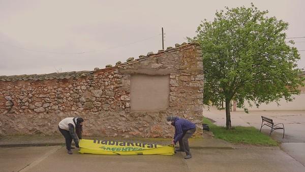 En el Día de la Tierra, Greenpeace presenta el informe Habla Rural desde Castejón del Campo, Soria ( Vídeo compilado)