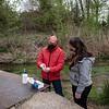 Sin agua no hay pueblos (Reparto de medidores de nitratos)