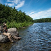© Jim Klug Photos - Fly Fishing Kamchatka and the Ozernaya River with The Best of Kamchatka - July 2012