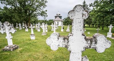 St  Michael's Ukranian Orthodox Church Russian Gardenton Manitoba Canada DSC01866