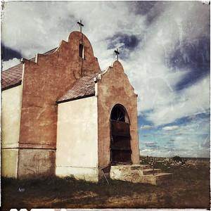 Rose Mission Church Catholic Hwy 2 US2 Montana  TZLNE4688