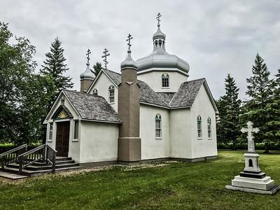 St  Peter and St  Paul Ukranian Orthodox church Russian Sundown Manitoba Canada IMG_8966