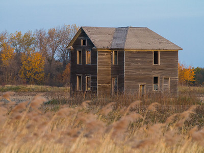 farm house abandoned farm house near Agassiz NWR Marshall County MN IMG_0218