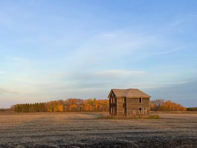 farm house abandoned farm house near Agassiz NWR Marshall County MN IMG_1549