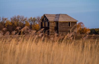 farm house abandoned farm house near Agassiz NWR Marshall County MN IMG_0231