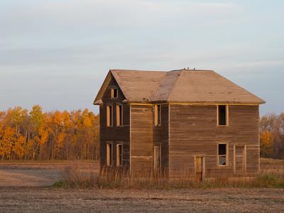 farm house abandoned farm house near Agassiz NWR Marshall County MN IMG_0240