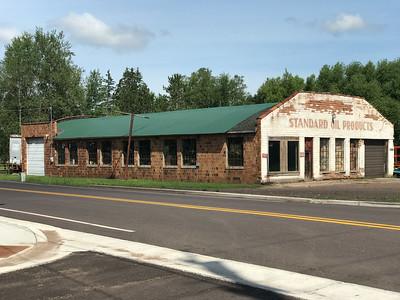 Standard Oil Products pine barrens Douglas County Gordon WI  IMG_4747