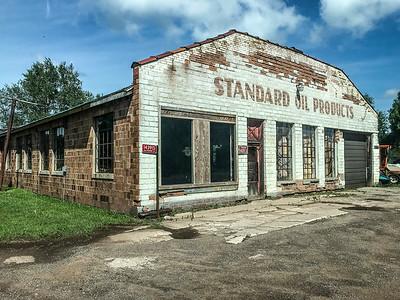 Standard Oil Products pine barrens Douglas County Gordon WI  IMG_4740