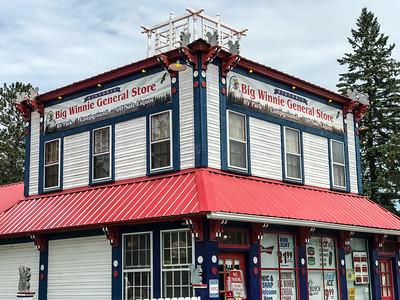 Big Winnie General Store and Gas Station Bena MN IMG_4525