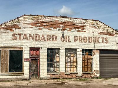 Standard Oil Products pine barrens Douglas County Gordon WI  IMG_4735