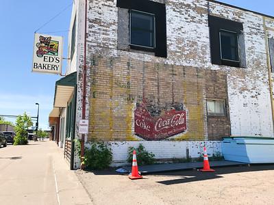 Coca Cola wall sign Cloquet MN IMG_7489