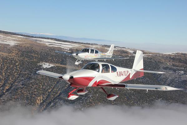 Heber Flight - Nov. 2013