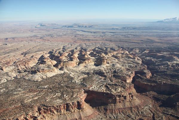Monument Valley Flight - October 2011
