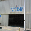 EAA Chapter #1 hanger where we attended the SportAir workshop.