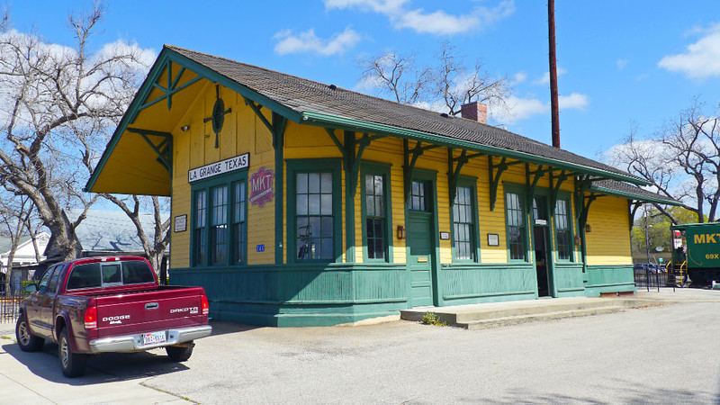 La Grange Railroad Station