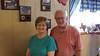 First time here: Judy & Gary Chapman