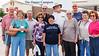 Gary & Judy Chapman, Bob Watson, Peggy Wilson, Ron Kissner, Mary Alice Watson, Sandy & Ann Cain, Bob & Chris Dollak and Betty Boehnke
