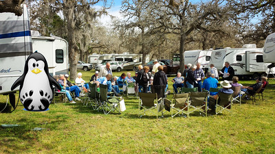 2016 March Mini Rally at Coushatte RV Ranch, Bellville, TX