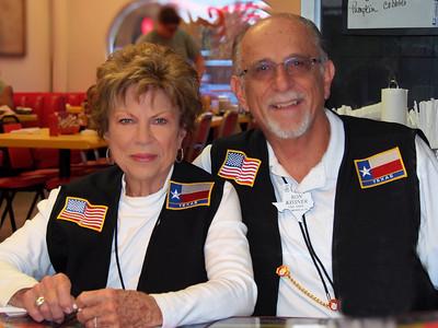 Peggy Wilson & Ron Kissner