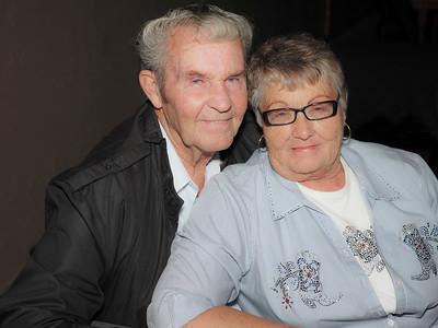 Russ & Shirley Majors
