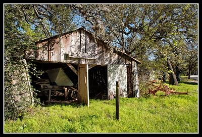 Howard's Barns & Junkyards