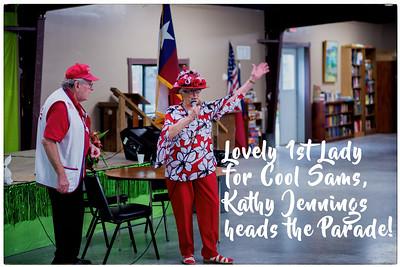 Mini Rally Ladies Hat Parade