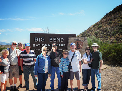 Side Trip to Big Bend in Oct 2016