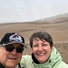 Obligatory selfie at the Great Sand Dunes National Monument.