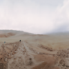 Panorama of the Great Sand Dunes National Park & Preserve
