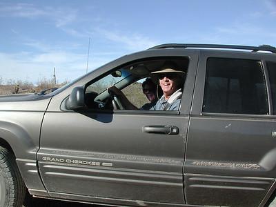 Brenda, AZ Visit and Jeep Tour