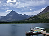 Glacier National Park, St. Mary's Lake