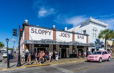 Sloppy Joes Landmark