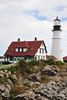 Light house near Portland, Maine