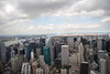 NYC from the 86th floor of the Empire State Building