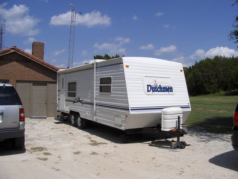 Our first Travel Trailer