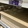The plywood we are using for the top of the base cabinet.