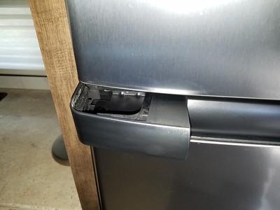 Fridge Door Adjustment