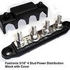 Power Distribution Bus Bar - Black
