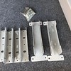 MORryde - Riser Brackets used to mount Cargo Tray