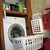 Just one more load of laundry!