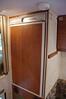 Roomy 5 cu ft fridge with freezer.