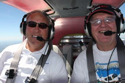 RV-10 flying weekend in the US.