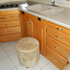 205-Lower cabinets in the kitchen