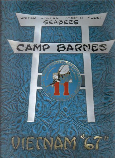 MCB-11 - Camp Barnes, Dong Ha - '67