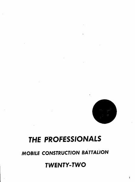 MCB-22  '68-'69 - Camp Haskins