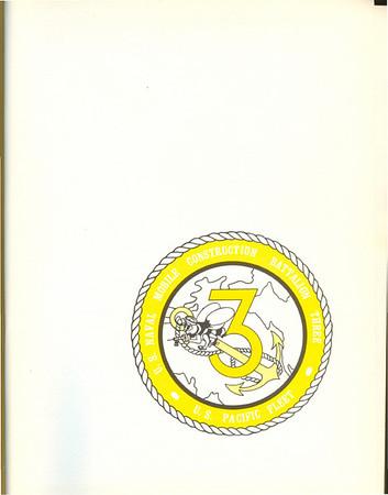 MCB-3  '68-'69 - Camp Faulkner/Camp Haskins (South)