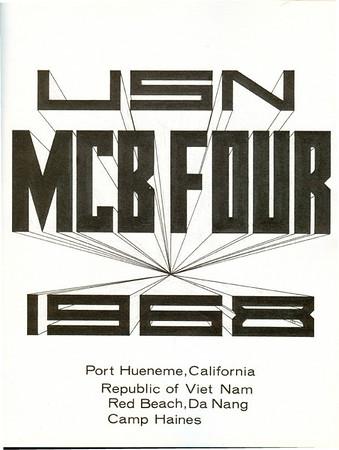 MCB-4   '67-'68 - Camp Haines