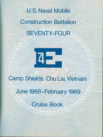 MCB-74  '68-'69 - Camp Shields