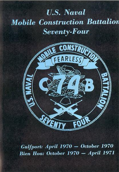 MCB-74 '70-'71 - Bien Hoa